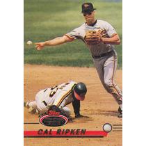 1993 Stadium Club Cal Ripken Jr. Orioles