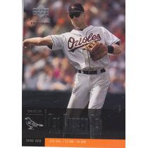2001 Upper Deck Evolution Cal Ripken Jr, Orioles