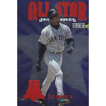 1997 Choice All Star Connection Ken Griffey Jr. Mariners