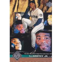 1997 Upper Deck Ken Griffery Jr. Mariners
