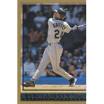 1998 Topps Ken Griffey Jr. Mariners