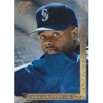 1996 Topps Gallery The Masters Ken Griffey Jr. Mariners