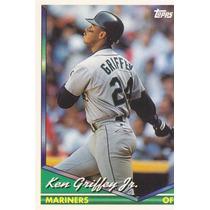 1994 Topps Ken Griffey Jr. Mariners