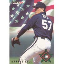 1994 Fleer All Stars Darryl Kile P Astros