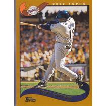 2002 Topps Tony Gwynn Padres