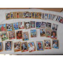 Toops Lote Tarjetas De Beisbol Antiguas Son Mas De 400 #425