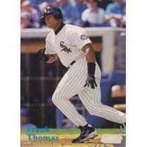1998 Stadium Club Frank Thomas 1b White Sox