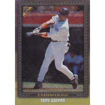 1998 Topps Gallery Exhibitions Tony Gwynn Padres