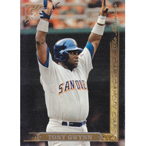 1996 Topps Gallery The Masters Tony Gwynn Padres