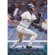 1998 Donruss Ken Griffey Jr. Cf Mariners
