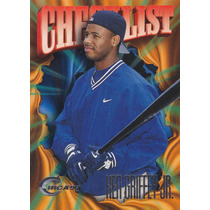 1997 Circa Checklist Ken Griffey Jr. Of Mariners
