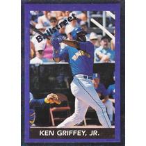 1991 Ballstreet Promo Ken Griffey Jr. Mariners