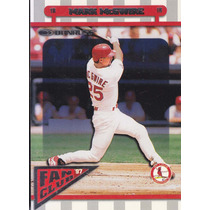 1998 Donruss Fan Club Mark Mcgwire 1b Cardinals