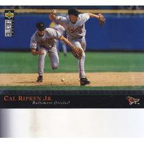 1996 Choice Ripken Collection Cal Ripken Jr. Orioles