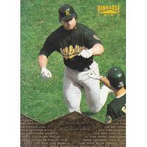 1997 Pinnacle Mark Mcgwire 1b Athletics