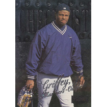1999 Metal Universe Checklist Ken Griffey Jr, Of Mariners