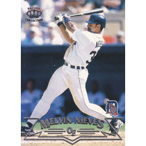 1998 Pacific Silver Melvin Nieves Of Tigers