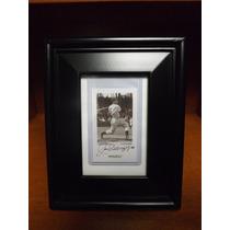 Yankees Joe Dimaggio Autografo Ya Enmarcado Con Certificado