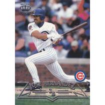 1998 Pacific Silver Jose Hernandez 3b Cubs