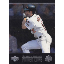 1998 Upper Deck Power Zone Roberto Alomar Orioles