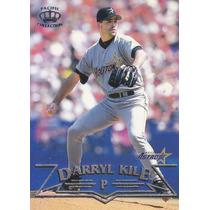 1998 Pacific Silver Darryl Kile P Astros