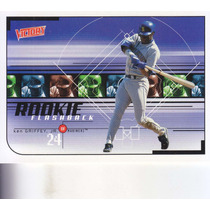 1999 Upper Deck Victory Rookie Flahback Ken Griffey Jr. Mar