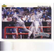 1999 Upper Deck Ken Griffey Jr. Mariners