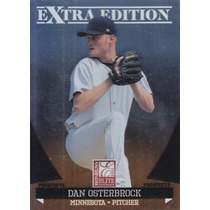 2011 Donruss Elite Extra Edition Dan Osterbrock P Twins