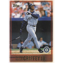 1997 Topps Ken Griffey Jr. Mariners