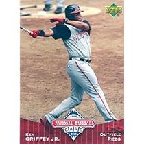2006 Upper Deck Ken Griffey Jr. #ud7 Rojos De Cincinnati Hw6