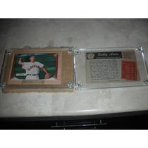 1955 Tarjeta Beisbol Bowman De Beto Avila