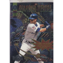 1998 Metal Universe Diamond Heroes Ken Griffey Jr Mariners