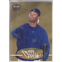 1999 Ultra Gold Medallion Ken Griffey Jr Cl Mariners