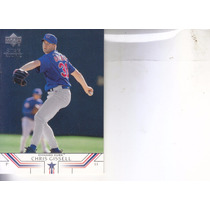 2002 Upper Deck Star Rookie Chris Gissell P Cubs