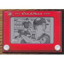 Tarjeta De Baseball 1997 Topps Etch Cal Ripken Jr Orioles
