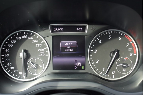 Mercedes Benz Clase B 180 2014