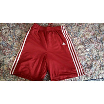 Short Adidas Rojo Basketball L