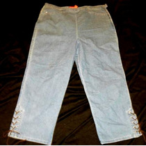Jeans Gloria Talla 14/36 Short Ropa Modateista 67y