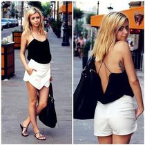 Short Mini Falda Sexy Para Playa Primavera Elegante