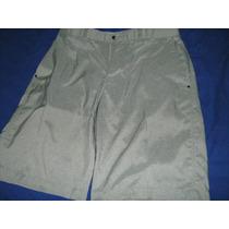 Short Callaway Golf Color Gris Talla 30 Mediano En Buen Edo