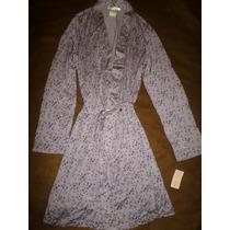Pijama Bata Y Short Pijama Para Dormir En Tallas Ch/m Y L