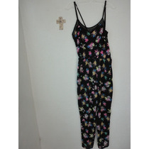 Jumpsuit Talla M (bershka,pull And Bear,zara,forever21 Etc