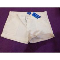 Hermoso Short Blanco