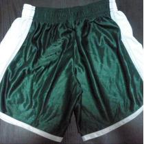 Short Deportivo Niños Joven Verde