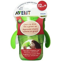Philips Avent Bpa Libre Natural Beber Green Cup 1 Conde 9 On