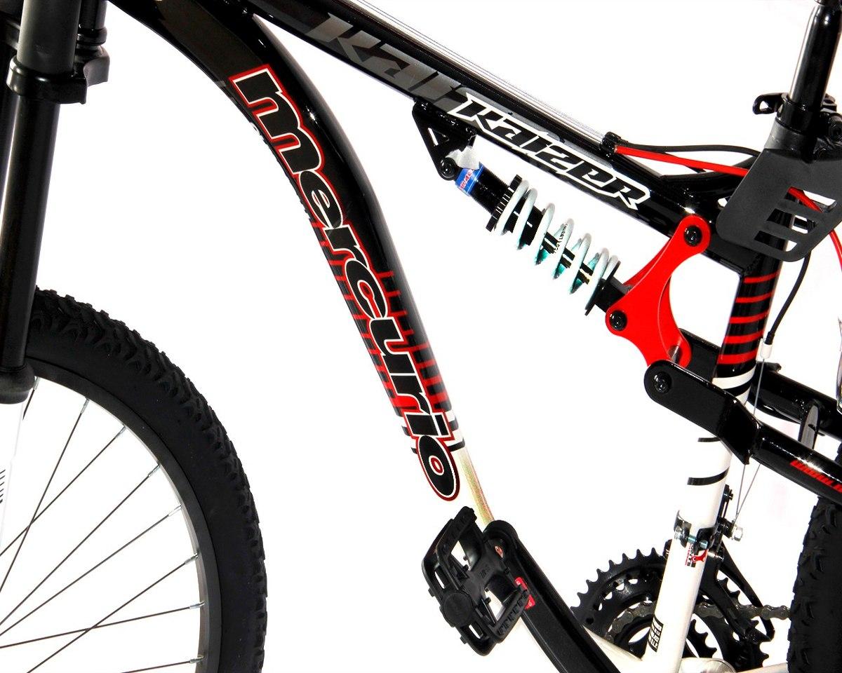 Bicicleta Mercurio Kaizer Dh R26 - $ 3,552.00 en MercadoLibre