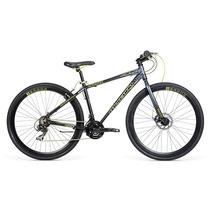 Bicicleta Hibrida Aluminio R700 Bronx 21v Freno De Disco
