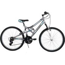 Bicicleta De Montaña Trail Runner De Huffy R 26 P/ Dama