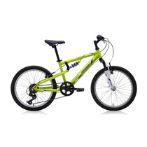 Bicicleta Polygon Rapid 20 Niños / 6 Velocidades