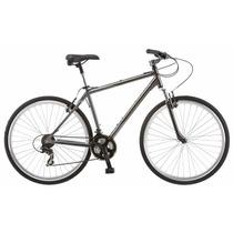Bicicleta Schwinn Capitol 700c Mens 18 Hybrid Bike